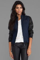 G-star Raw Raw Bomber Jacket  - Lyst