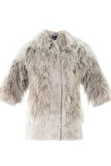 Hockley Thea Fur Jacket - Lyst