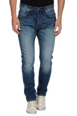M. Grifoni Denim Denim Pants - Lyst
