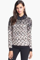 Marc By Marc Jacobs Isa Sequin Crewneck Sweater - Lyst