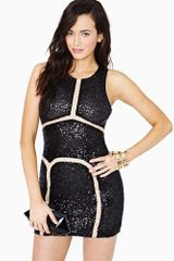 Nasty Gal Bring On The Night Sequin Dress - Lyst