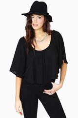 Nasty Gal Illusive Top - Lyst
