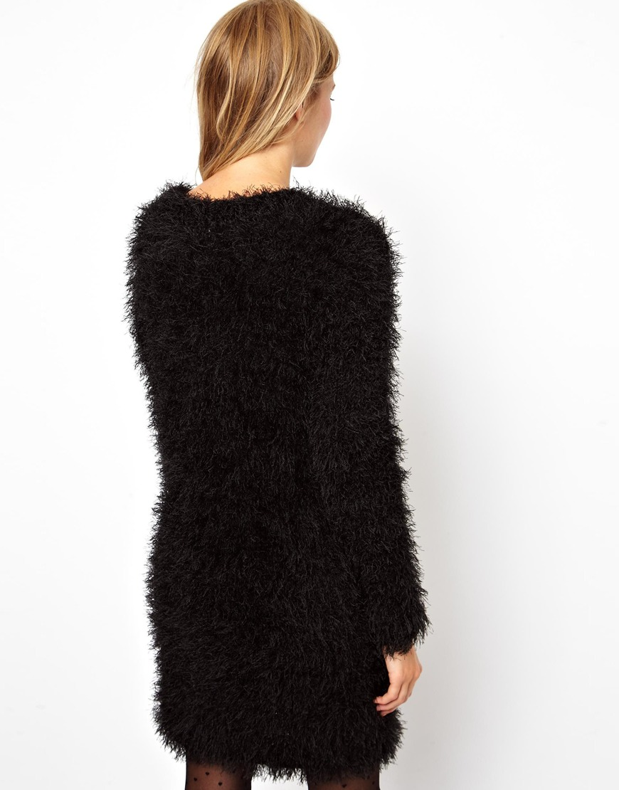 Find black fluffy jumper at ShopStyle. Shop the latest collection of black fluffy jumper from the most popular stores - all in one place.