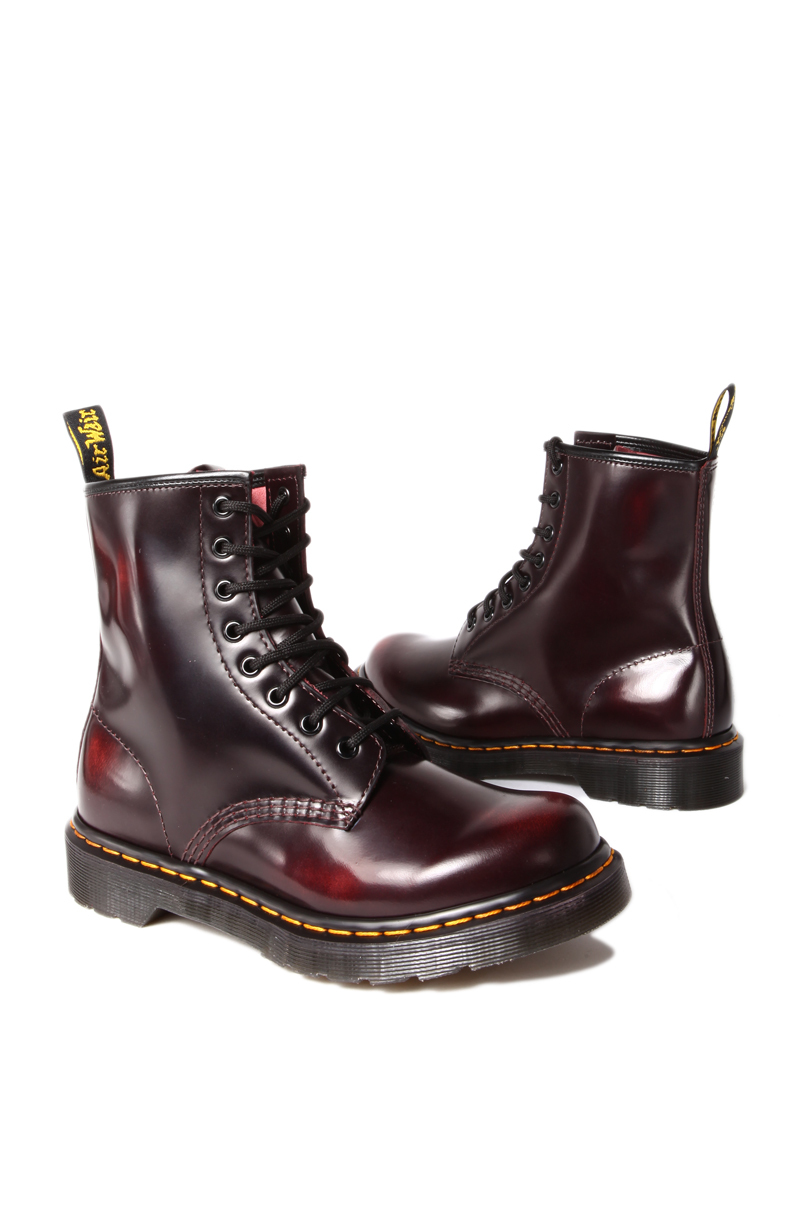 Dr Martens  Shoe Cherry Red
