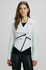 Talulah Minds Eye Leather Jacket - Lyst