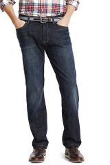Tommy Hilfiger Straight Fit Denim Jean - Lyst