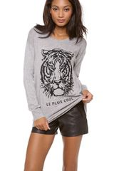 Zoe Karssen Le Plus Cool Sweater - Lyst