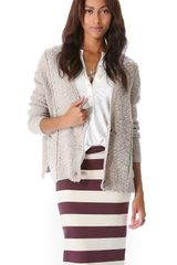 Free People Fall Friend Cardigan - Lyst