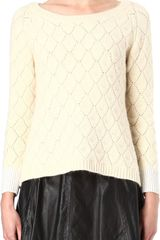 Paul By Paul Smith Angorablend Jumper - Lyst