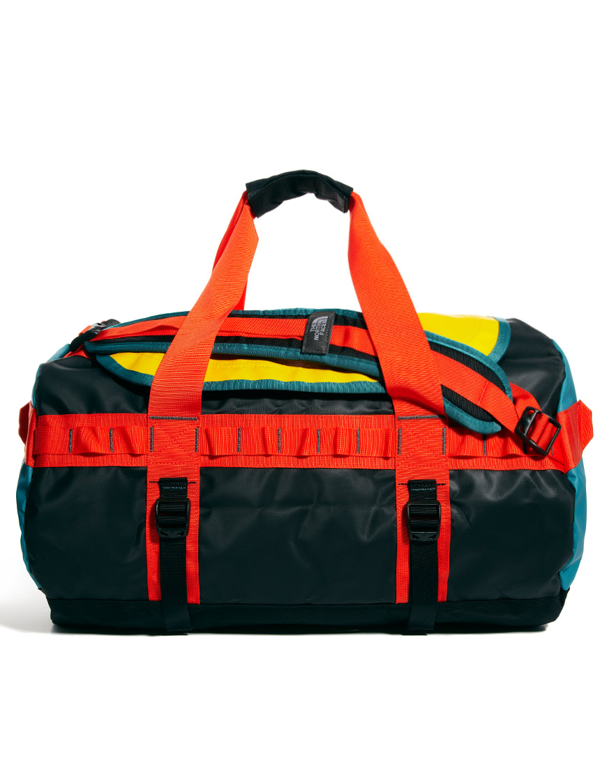 9988c1d429 Lyst - ASOS The North Face Base Camp Duffel Bag in Red for Men