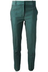 3.1 Phillip Lim Geometric Patterned Trouser - Lyst