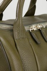 Alexander Wang Rockie Bag in Green - Lyst