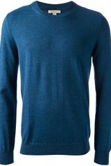 Burberry Brit Classic Crew Neck Sweater - Lyst