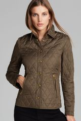 Burberry Brit Moredale Quilted Jacket - Lyst