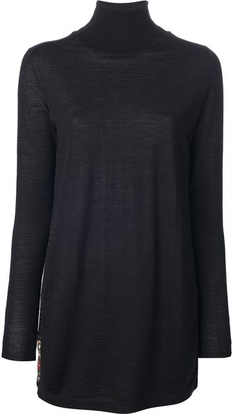 Coast + Weber + Ahaus Long Sleeve Polo Neck - Lyst