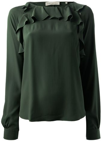 Coast + Weber + Ahaus Long Sleeve Top - Lyst