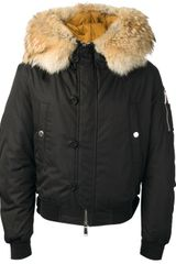 DSquared2 Padded Jacket - Lyst