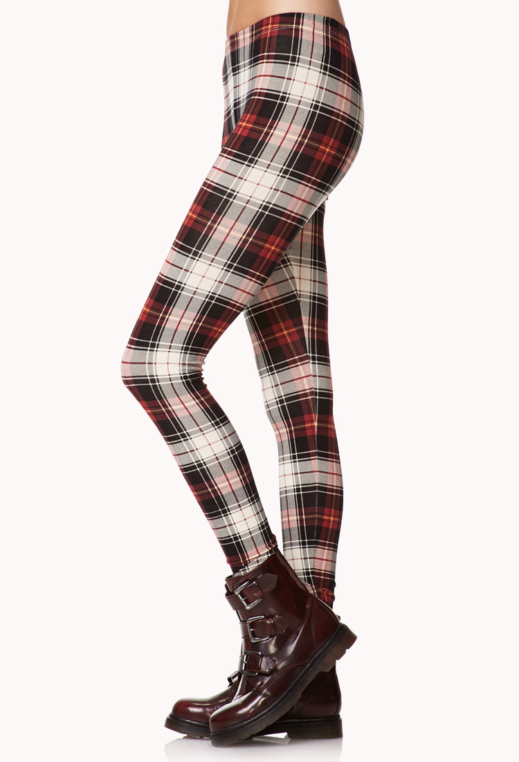 Christmas Leggings Forever 21