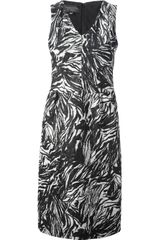 Giambattista Valli Printed Sleeveless Dress - Lyst