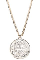 Givenchy Pendant Necklace - Lyst