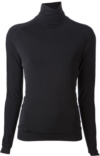 Lida Baday Long Sleeve Turtle Neck - Lyst