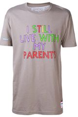 Limoland Text Graphic Tshirt - Lyst