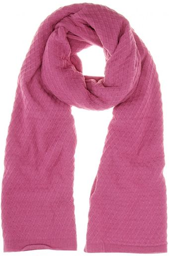 Marc Jacobs Wool and Cashmereblend Scarf - Lyst