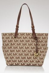 Michael by Michael Kors Jet Set Eastwest Tote - Lyst