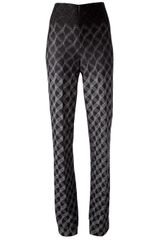 Missoni Patterned Trouser - Lyst