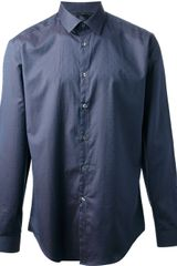 Paul Smith Polka Dot Print Shirt - Lyst