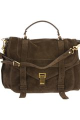 Proenza Schouler Ps1 Large Satchel - Lyst
