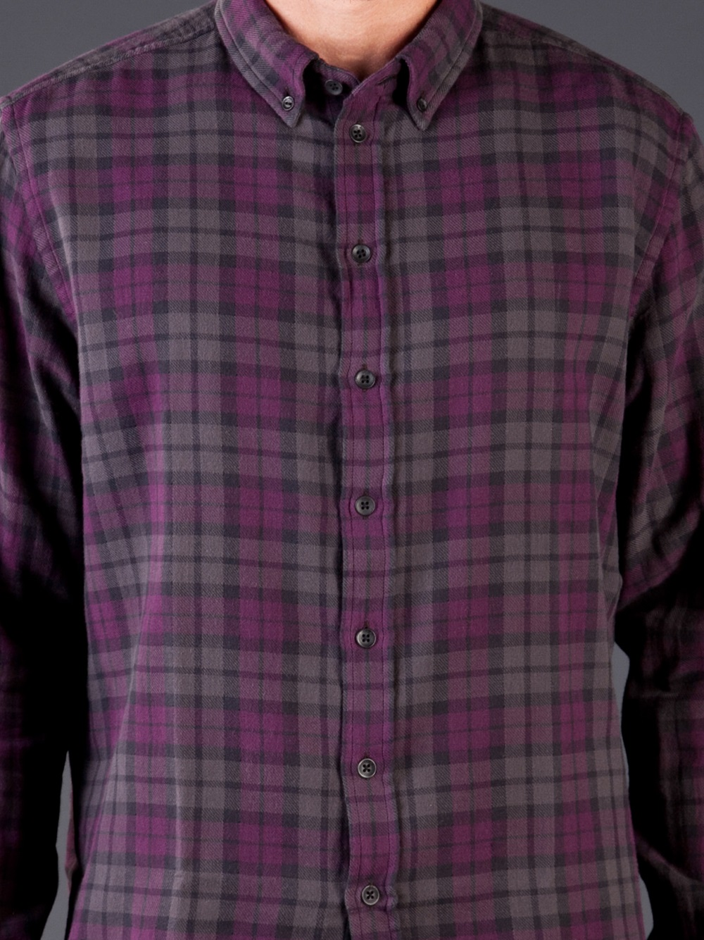 Mens Pink Plaid Flannel Shirt Edge Engineering And Consulting Limited