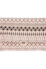 RED Valentino Quilted Clutch Bag - Lyst