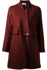 Sonia By Sonia Rykiel Oversized Coat - Lyst