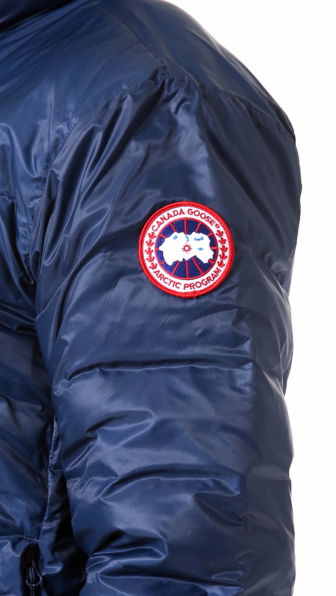 Canada Goose toronto outlet shop - Canada goose Lodge Jacket in White for Men (Spirit) | Lyst