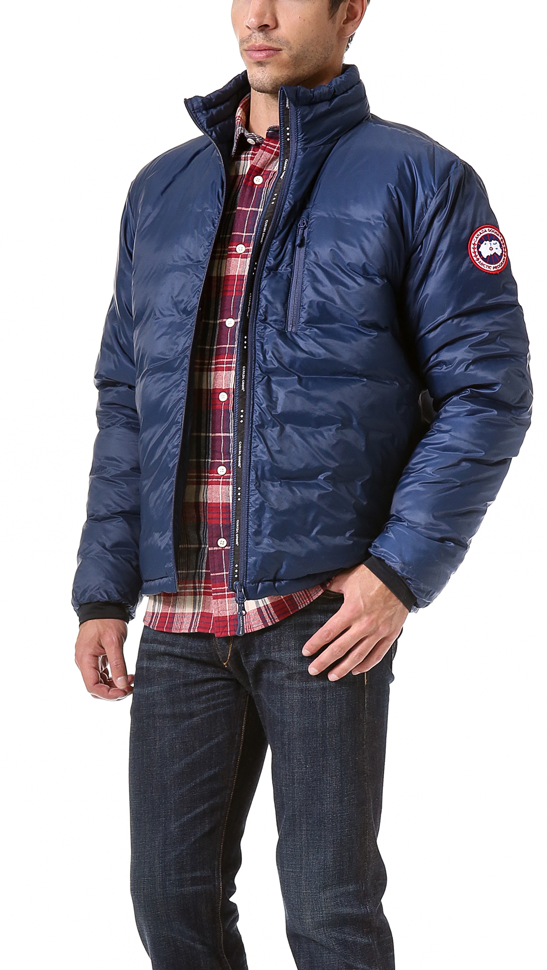 canada goose lodge down jacket spirit