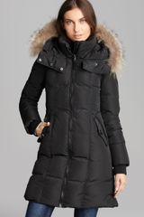 Mackage Down Coat Eileen Lavish Fur Trim Hood - Lyst