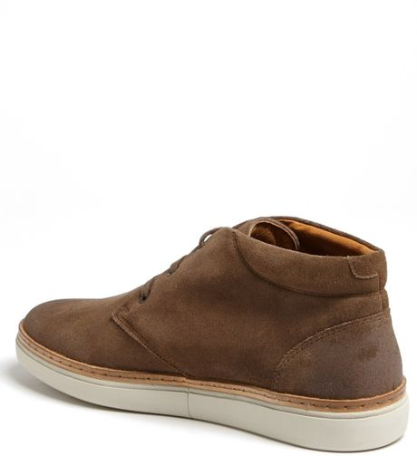 Mephisto Jasper Chukka Boot In Brown For Men Dark Brown