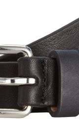 Paul Smith Thin Belt - Lyst