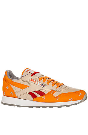 0659e1c4db57 Photos Packer Shoes  Lyst - Reebok The X Gary Warnett Classic Leather  Sneaker in . ...