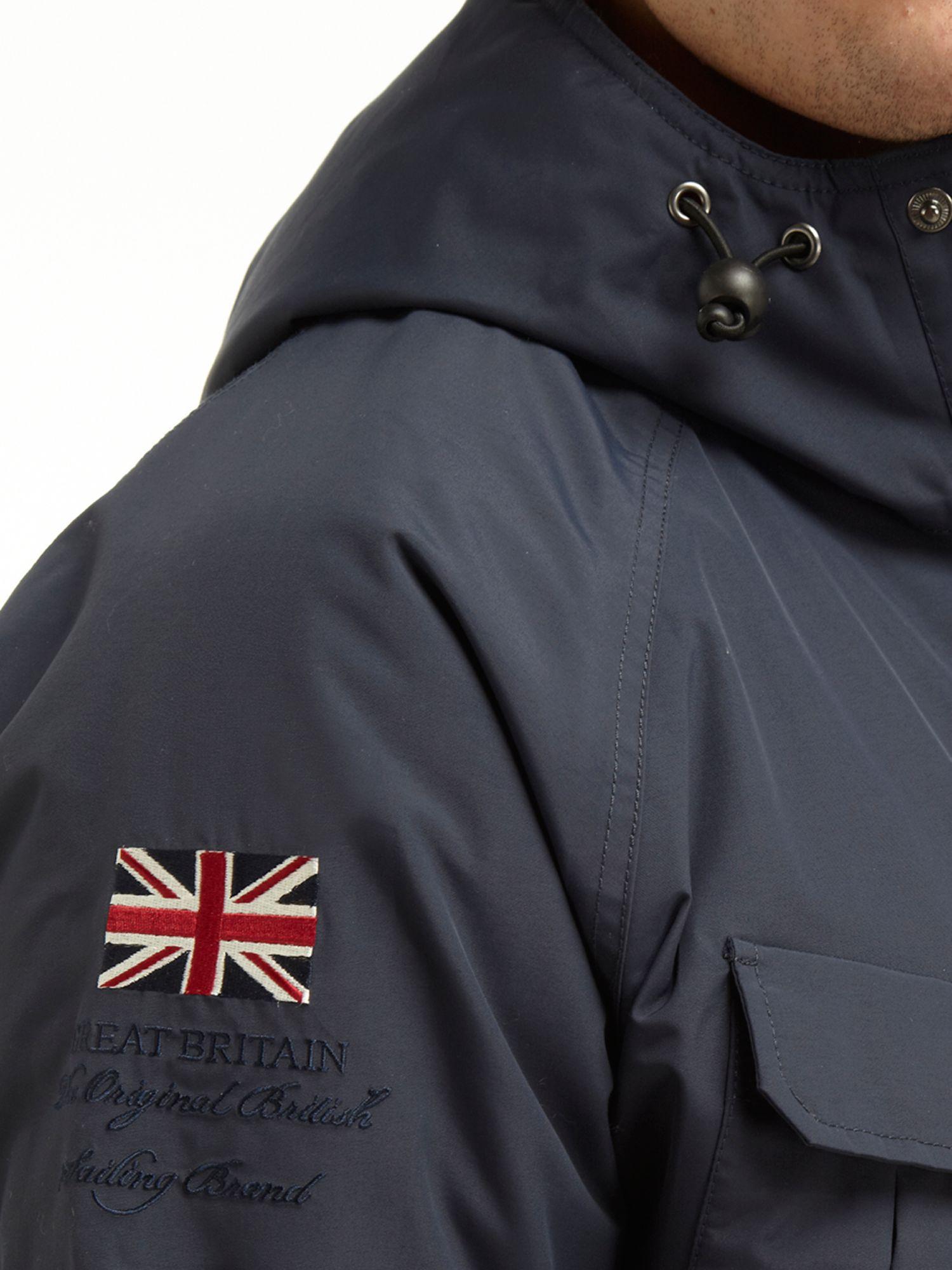 henri lloyd atlas jacket in blue for men lyst #2: henri lloyd navy atlas jacket product 4
