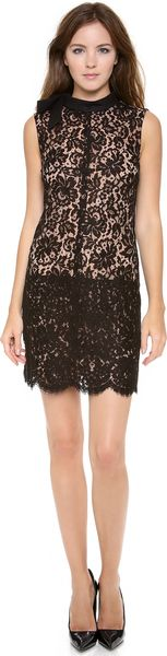 Jill Stuart Daphne Lace Dress - Lyst