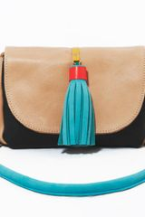 Lubochka Mashka Colors Leather Bag - Lyst