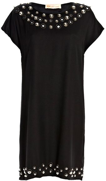 Mw Matthew Williamson Embroidery Dress - Lyst