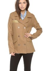 One Teaspoon Smith Jones Military Jacket - Lyst