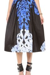Tibi Full Skirt - Lyst