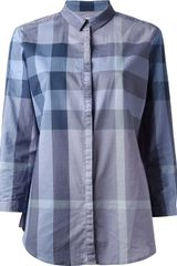 Burberry Brit Check Shirt - Lyst