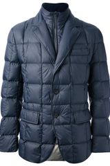 Fay Padded Jacket - Lyst