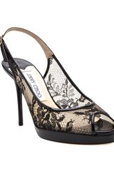 Jimmy Choo Nova Pump - Lyst