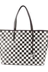 Michael Kors Printed Tote Bag - Lyst
